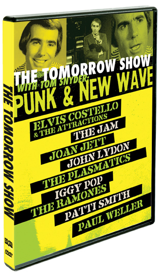 The Tomorrow Show: Punk & New Wave