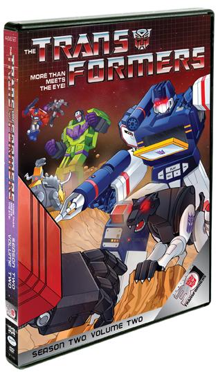 The Transformers: Season Two, Vol. 2 [30th Anniversary Edition]