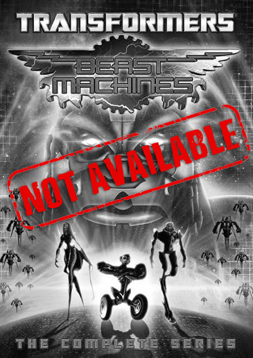 Transformers Beast Machines: The Complete Series (SOLD OUT)