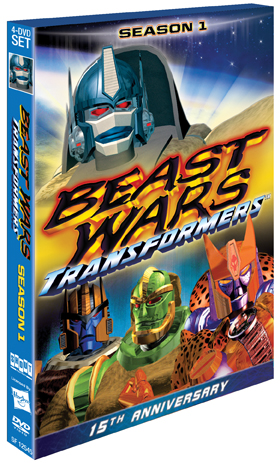 Transformers Beast Wars: Season One