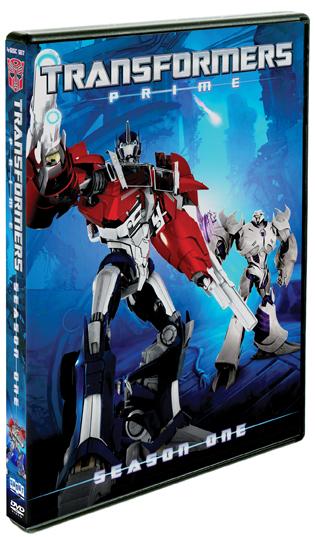 Transformers Prime: Season One
