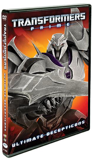 Transformers Prime: Ultimate Decepticons