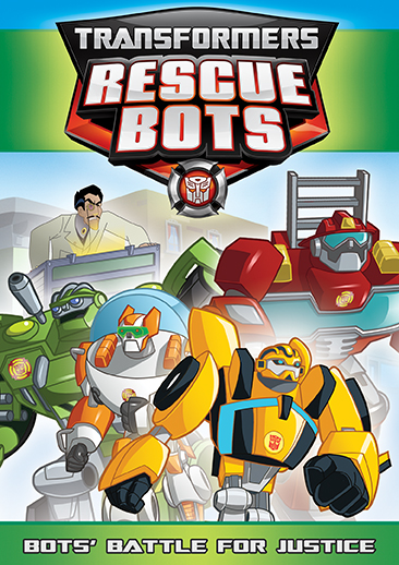 Transformers Rescue Bots: Bots' Battle For Justice
