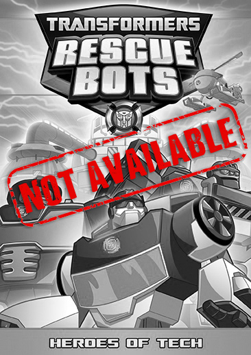 Transformers Rescue Bots: Heroes Of Tech (SOLD OUT)
