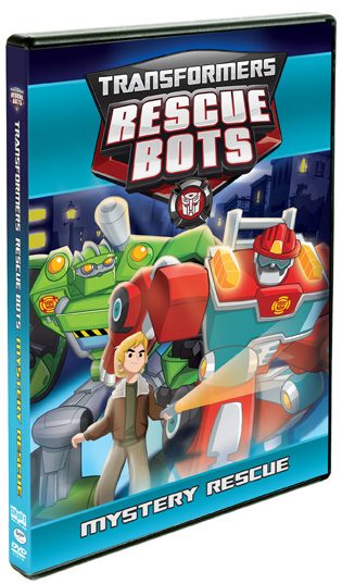Transformers Rescue Bots: Mystery Rescue (SOLD OUT)