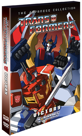 Transformers: The Japanese Collection – Victory