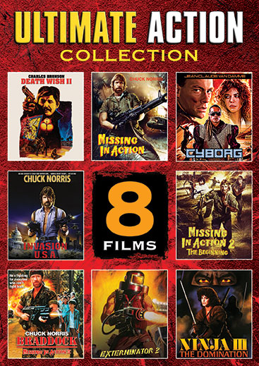 Ultimate Action Collection (SOLD OUT)