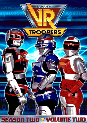 VR Troopers: Season Two, Vol. 2 (SOLD OUT)