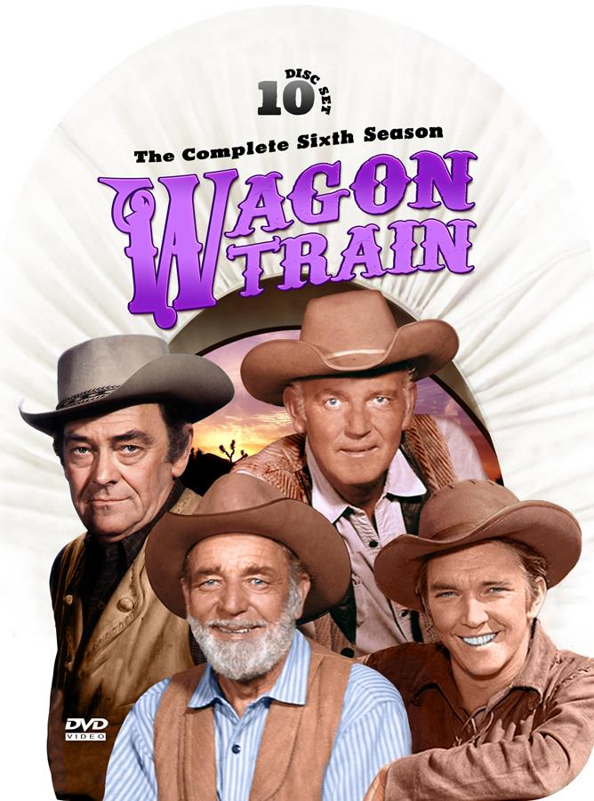 Wagon Train: The Complete Season Six [Collectible Tin]