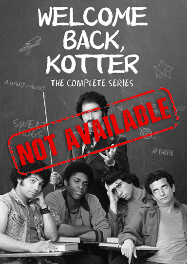 Welcome Back, Kotter: The Complete Series (SOLD OUT)