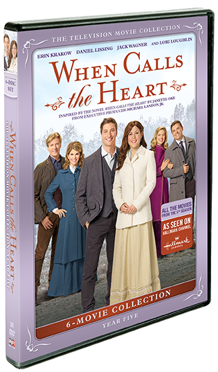 When Calls The Heart: Year Five [The Television Movie Collection]