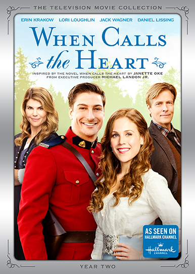 When Calls The Heart: Year Two [The Television Movie Collection]