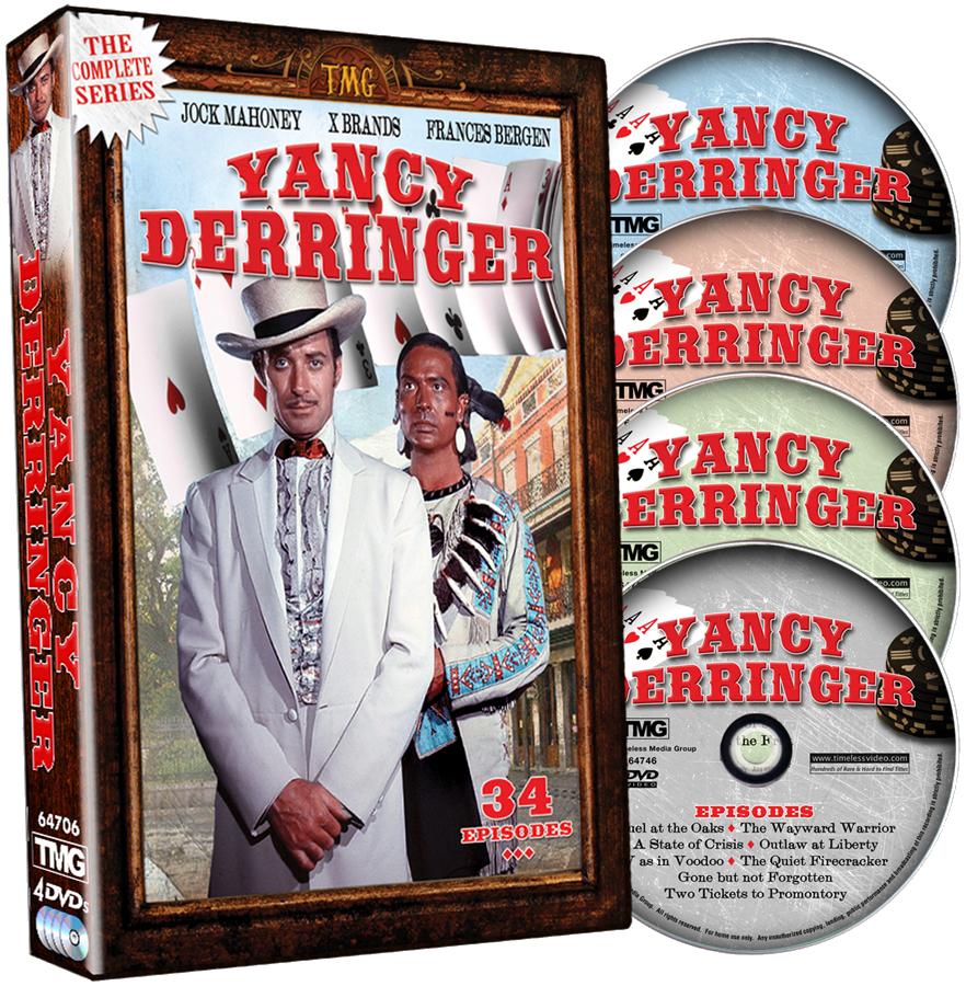 Yancy Derringer: The Complete Series