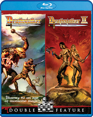 Deathstalker / Deathstalker II [Double Feature] (SOLD OUT)