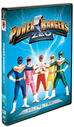 Power Rangers Zeo: Vol. 2