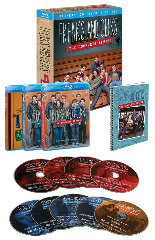 Freaks And Geeks: The Complete Series [Collector's Edition]