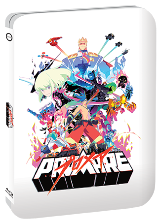 Promare [Limited Edition Steelbook]
