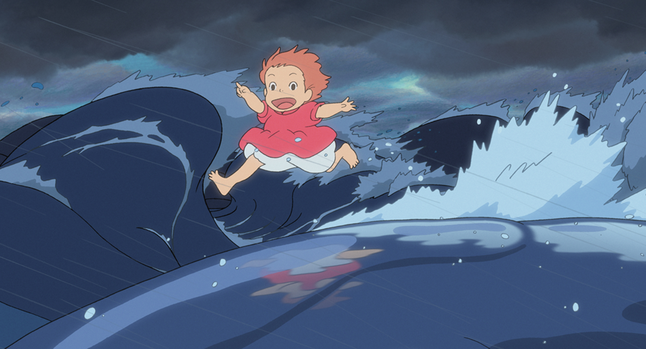 Ponyo [Limited Edition Steelbook]