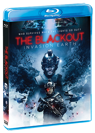 The Blackout: Invasion Earth - - Blu-ray | Shout! Factory