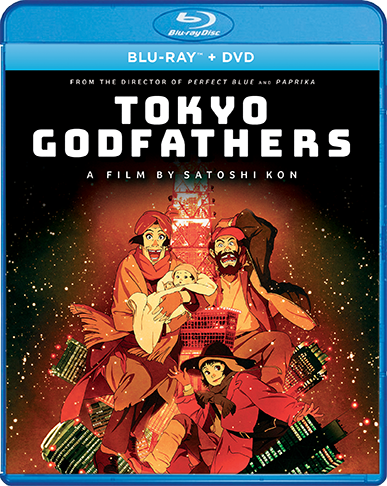 Tokyo Godfathers + Exclusive Lithograph