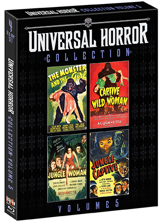 Universal Horror Collection: Vol. 5