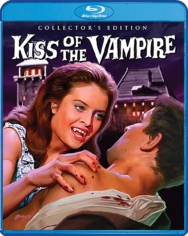 The Kiss Of The Vampire [Collector's Edition]