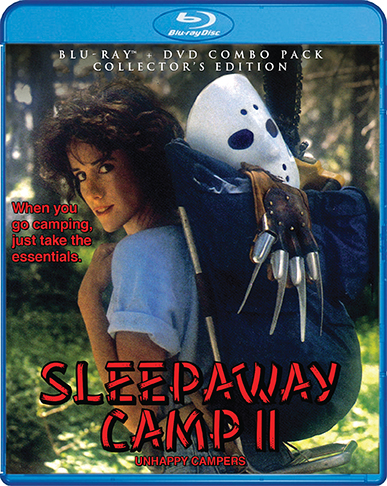 Sleepaway Camp II: Unhappy Campers [Collector's Edition] (SOLD OUT)