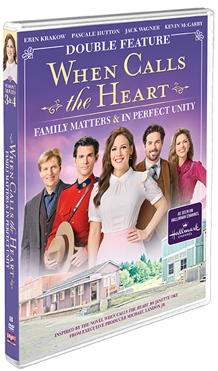 When Calls The Heart: Family Matters & In Perfect Unity [Double Feature]