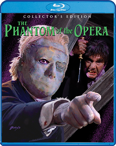 The Phantom Of The Opera [Collector's Edition] + Exclusive Poster