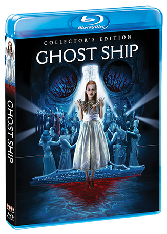 Ghost Ship [Collector's Edition] + Exclusive Poster