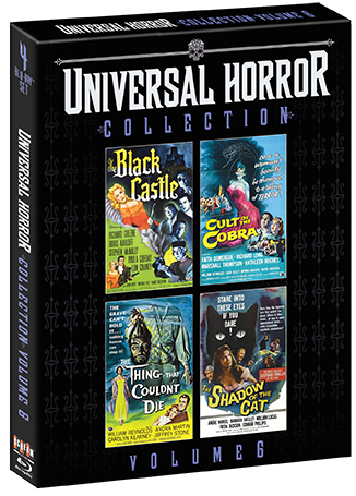 Universal Horror Collection: Vol. 6