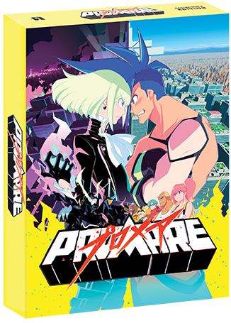Promare [Collector's Edition] - - Blu-ray/CD | Shout! Factory