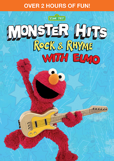 Monster Hits: Rock & Rhyme With Elmo