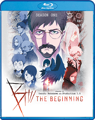 B: The Beginning: Season One
