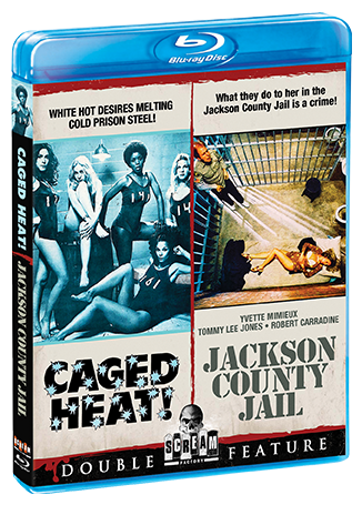 Caged Heat! / Jackson County Jail [Double Feature] (SOLD OUT)