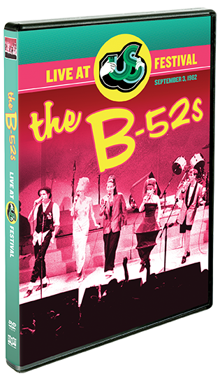 The B-52s: Live At US Festival