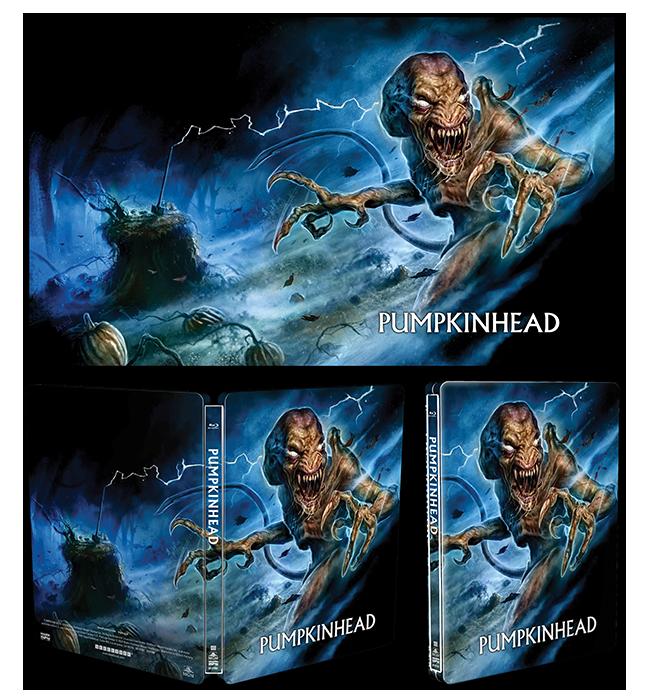 Pumpkinhead [Limited Edition Steelbook]