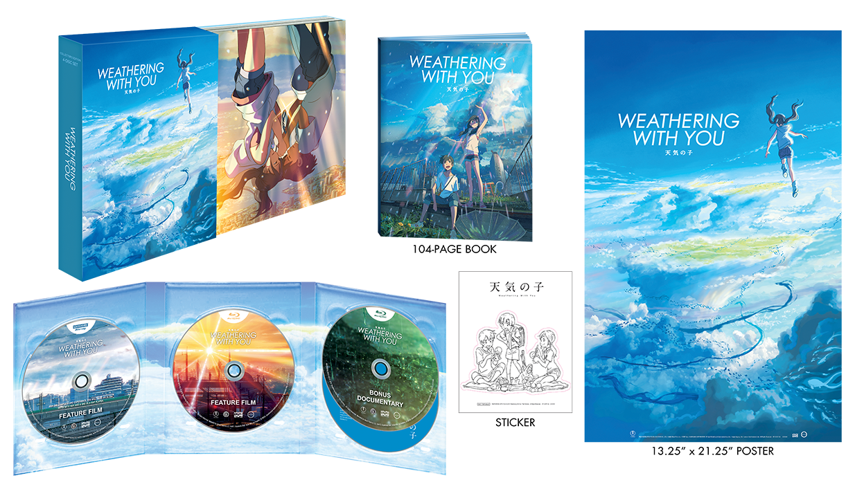 Weathering With You [Collector's Edition Ltd. Ed.]