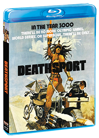 Deathsport (SOLD OUT)