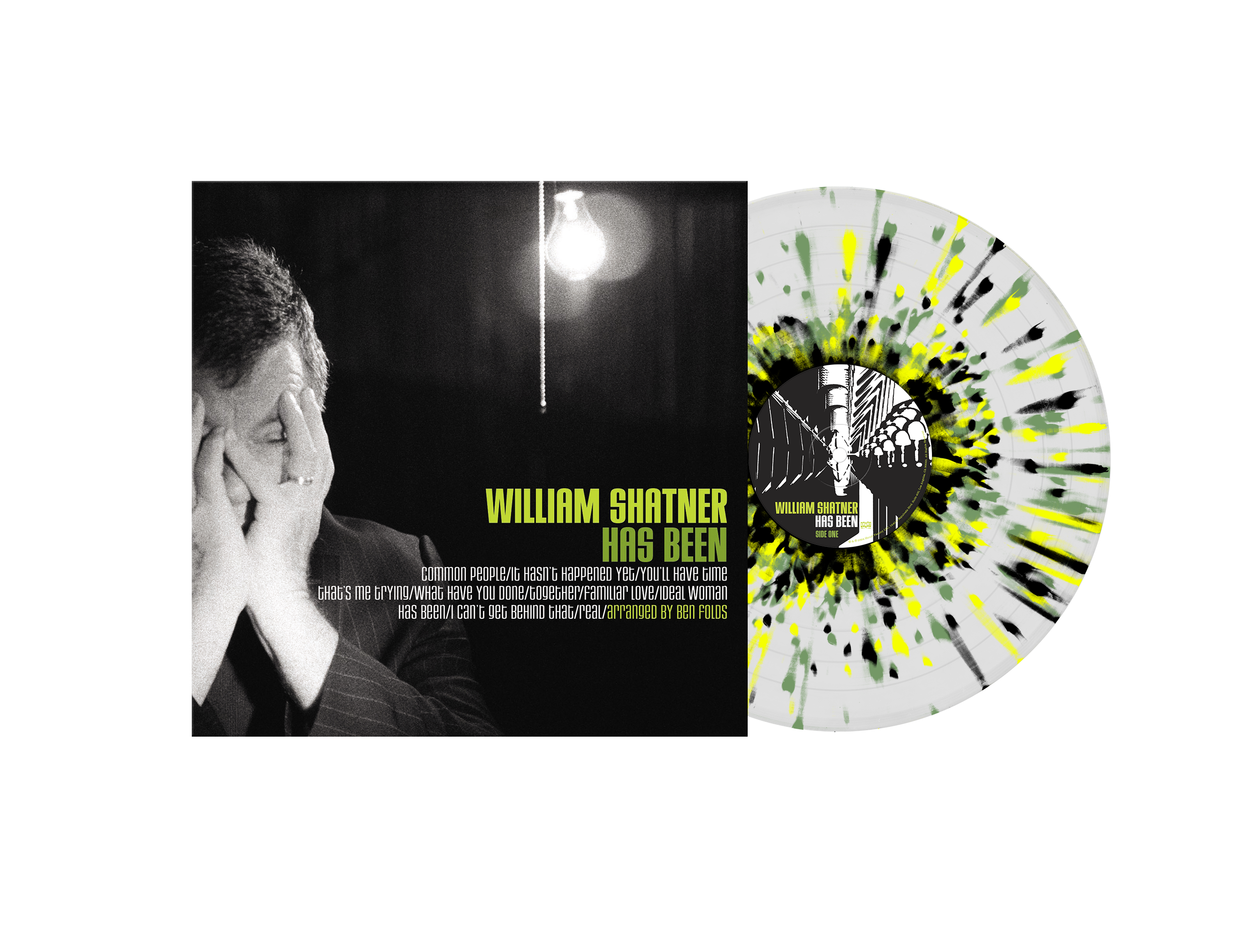Has Been [Splatter Vinyl]