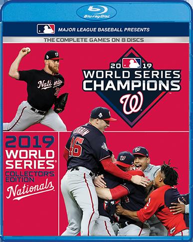 2019 World Series Collector's Edition: Washington Nationals