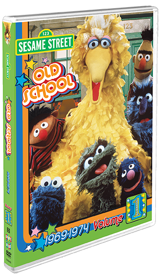 Sesame Street: Old School (1969-1974) Volume 1
