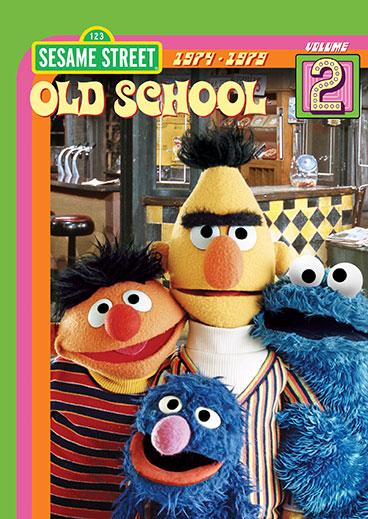 Sesame Street: Old School (1974-1979) Volume 2