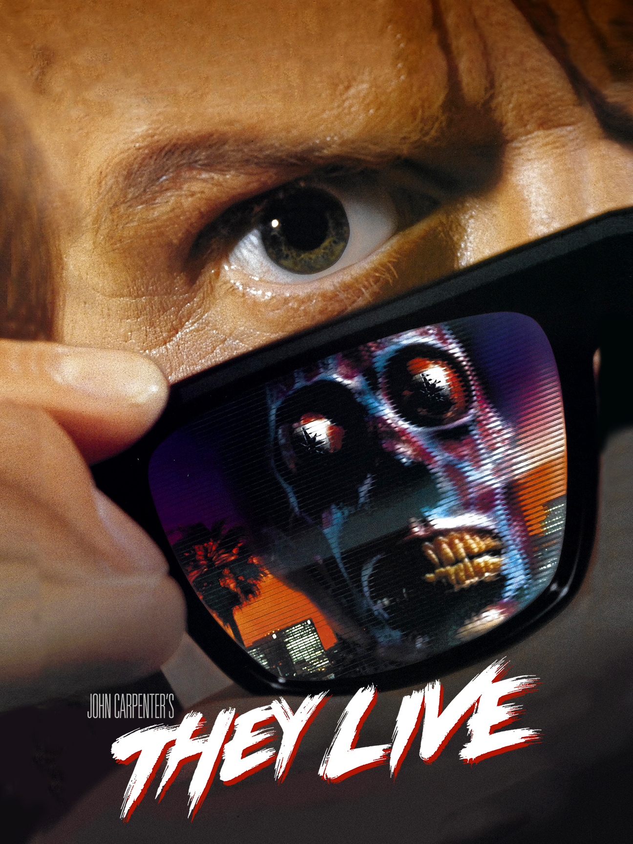 THEY LIVE [Collector's Edition] + Exclusive NECA Action Figure + Poster
