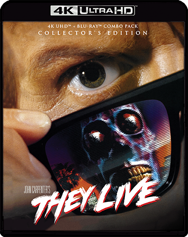 THEY LIVE [Collector's Edition] + Poster + Exclusive Vinyl