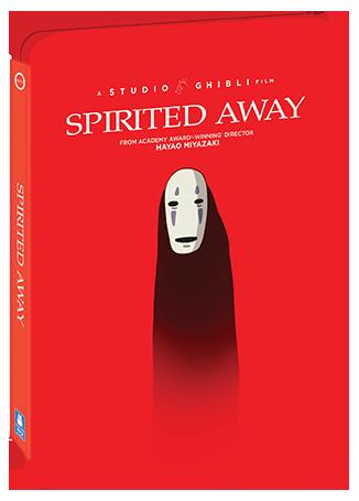 Spirited Away [Limited Edition Steelbook]