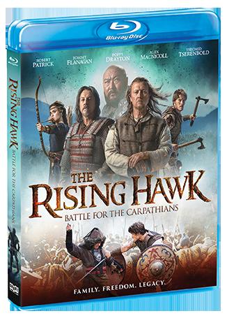 The Rising Hawk: Battle For The Carpathians