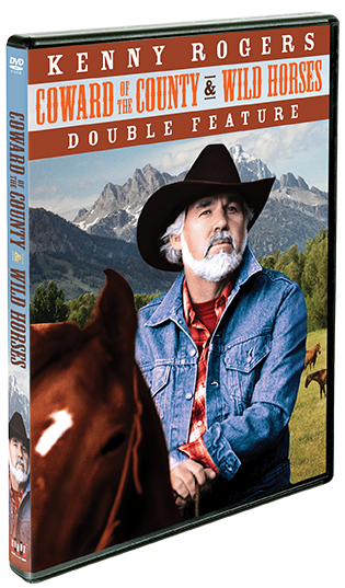 Coward Of The County & Wild Horses [Double Feature]
