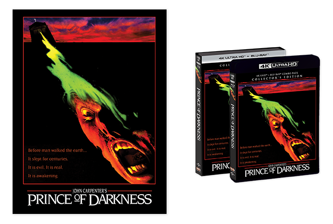 Prince Of Darkness [Collector's Edition] + Exclusive Poster