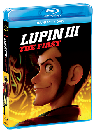 Lupin III: The First + Exclusive Lithograph